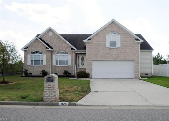 1829 Garner Ln, Virginia Beach, VA 23464 (#10333292) :: Berkshire Hathaway HomeServices Towne Realty