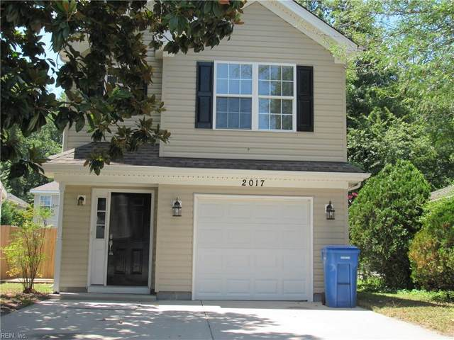 2017 Miller Ave, Chesapeake, VA 23325 (#10333315) :: Atlantic Sotheby's International Realty