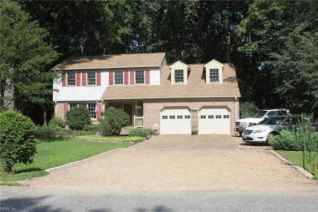 126 Duff Dr, York County, VA 23692 (#10333330) :: Upscale Avenues Realty Group