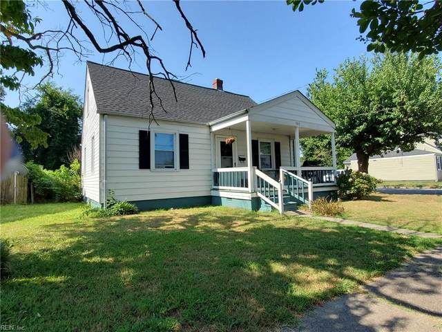 3313 Brighton St, Portsmouth, VA 23707 (#10333372) :: Abbitt Realty Co.