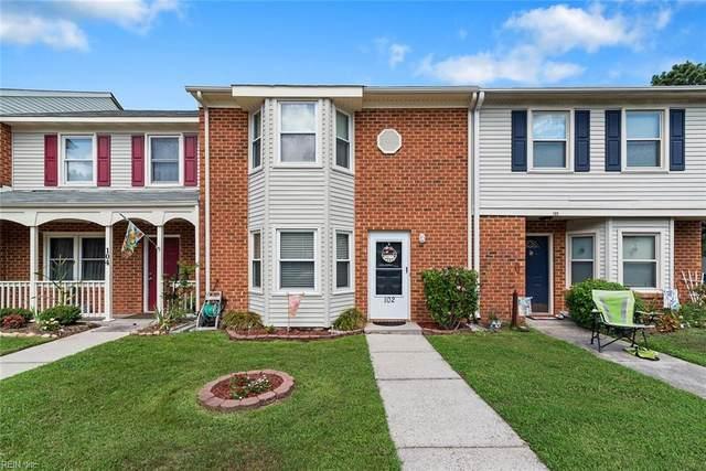102 Choisy Cres, York County, VA 23692 (#10333438) :: Upscale Avenues Realty Group