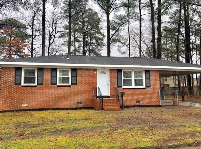 744 S Rosemont Rd, Virginia Beach, VA 23452 (#10333456) :: Austin James Realty LLC