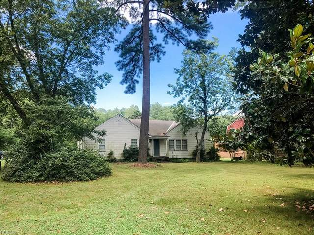 18257 Morgarts Beach Rd, Isle of Wight County, VA 23430 (#10333466) :: Berkshire Hathaway HomeServices Towne Realty