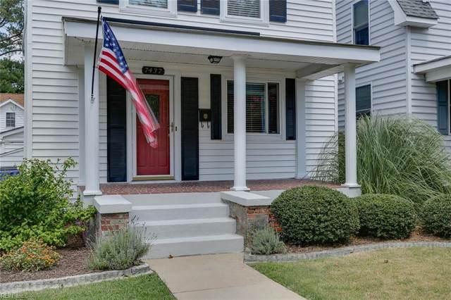 7437 Major Ave, Norfolk, VA 23505 (#10333484) :: Atkinson Realty
