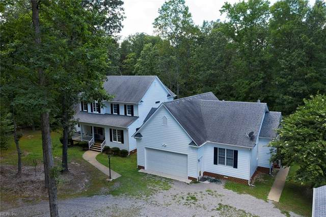 4280 Hadensville Farm Rd, Goochland County, VA 23117 (#10333493) :: The Kris Weaver Real Estate Team