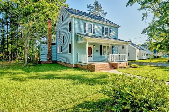 700 West 2nd Ave, Franklin, VA 23851 (#10333511) :: Rocket Real Estate