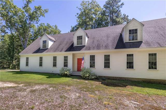 22401 Pinewood Rd, Charles City County, VA 23185 (#10333524) :: Avalon Real Estate
