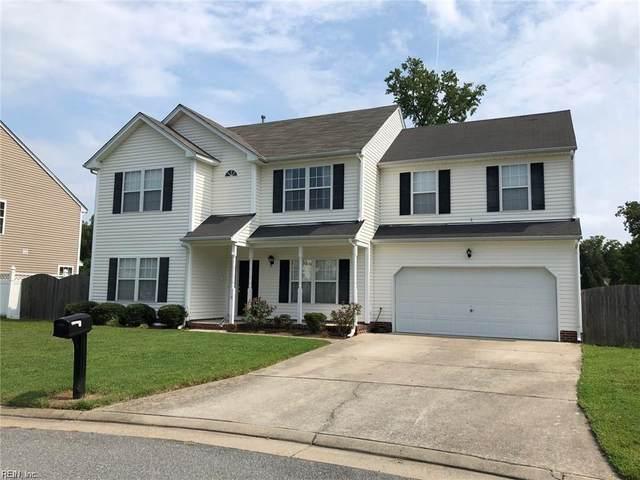 110 Benham Ct, Suffolk, VA 23434 (#10333538) :: The Kris Weaver Real Estate Team