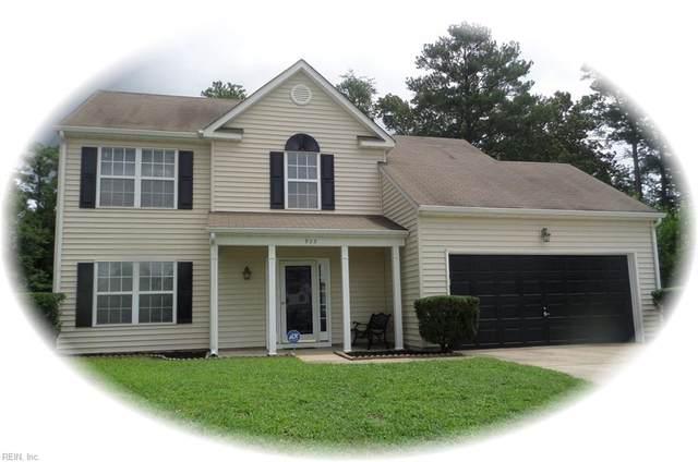 923 Andover Ct, Newport News, VA 23608 (#10333553) :: The Kris Weaver Real Estate Team