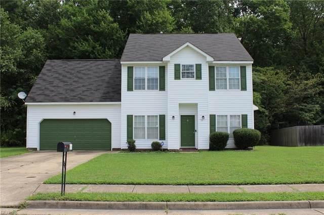 16 David Dr, Hampton, VA 23666 (#10333607) :: Encompass Real Estate Solutions