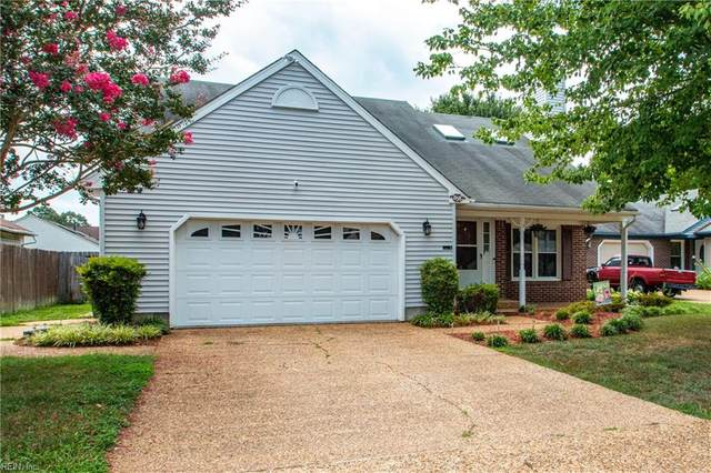 858 Weyanoke Ln, Newport News, VA 23608 (#10333630) :: Atlantic Sotheby's International Realty