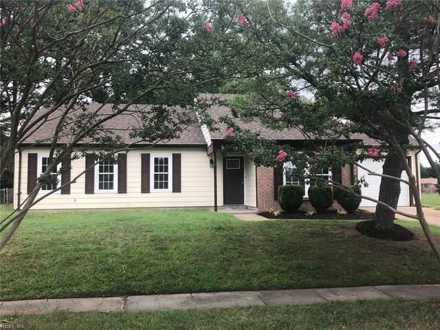 3325 Woodbaugh Dr, Chesapeake, VA 23321 (#10333636) :: Rocket Real Estate
