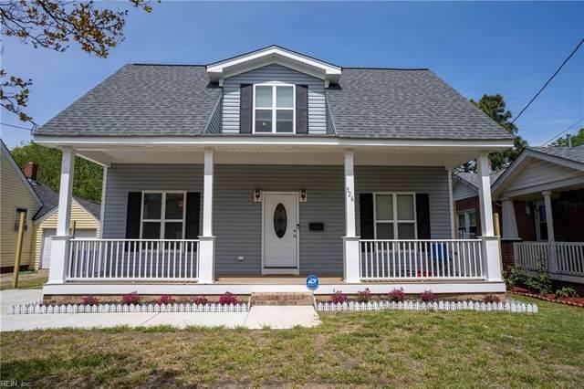 632 W 27th St, Norfolk, VA 23508 (#10333699) :: Austin James Realty LLC