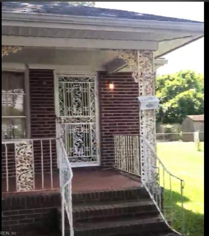 3105 Knox St, Portsmouth, VA 23704 (#10333722) :: Rocket Real Estate