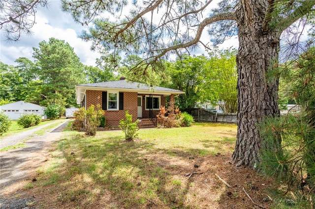 12289 Smiths Neck Rd, Isle of Wight County, VA 23314 (#10333738) :: Berkshire Hathaway HomeServices Towne Realty