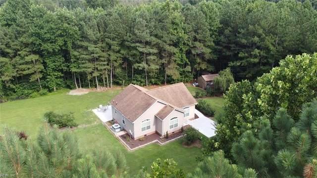 28293 Berlin Dory Rd, Southampton County, VA 23878 (#10333813) :: Rocket Real Estate