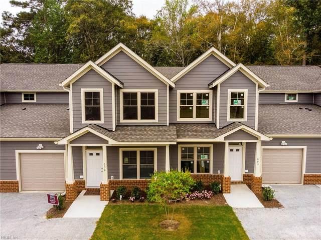 200 Seasons Cir #303, Suffolk, VA 23434 (#10333834) :: Avalon Real Estate