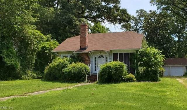 316 Hampton Roads Ave, Hampton, VA 23661 (#10333853) :: Rocket Real Estate