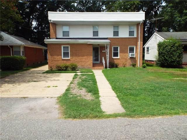 9 Suburban Pw, Hampton, VA 23661 (#10333863) :: Austin James Realty LLC