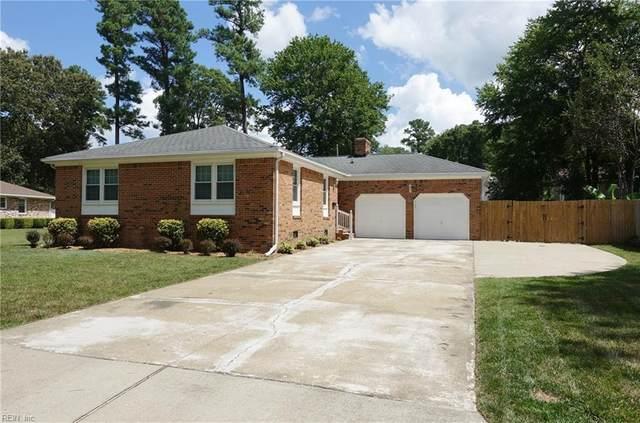54 Magna Carta Dr, Newport News, VA 23608 (#10333895) :: Berkshire Hathaway HomeServices Towne Realty