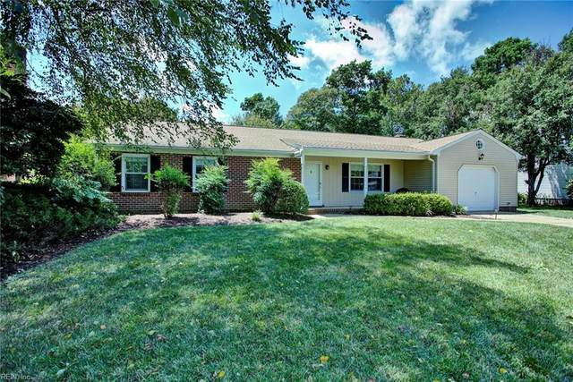 105 Captains Ln, Newport News, VA 23602 (#10333902) :: The Kris Weaver Real Estate Team