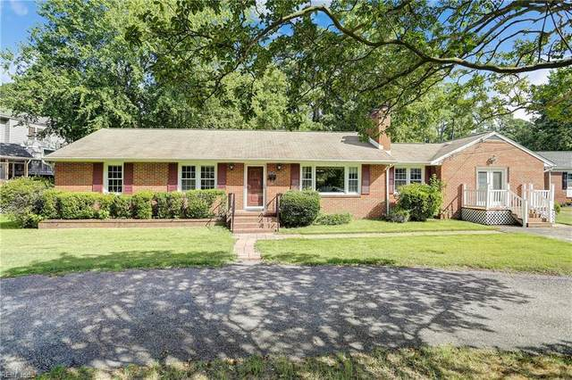 321 Little Florida Rd, Poquoson, VA 23662 (#10333984) :: Berkshire Hathaway HomeServices Towne Realty