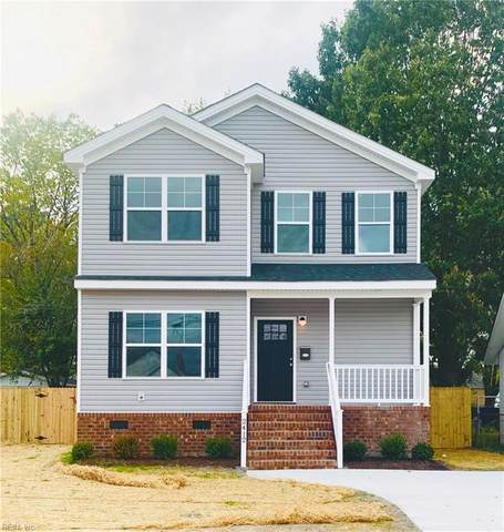 916 Garfield St, Portsmouth, VA 23704 (#10333989) :: Austin James Realty LLC