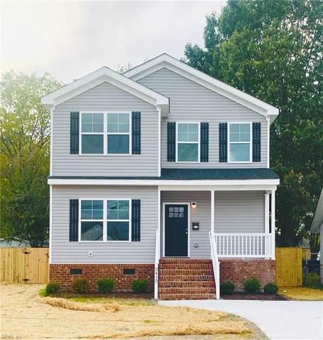 916 Garfield St, Portsmouth, VA 23704 (#10333989) :: The Kris Weaver Real Estate Team