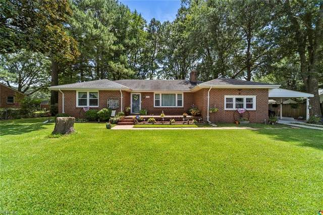 5825 Hedgerow Ln, Portsmouth, VA 23703 (#10333990) :: Berkshire Hathaway HomeServices Towne Realty