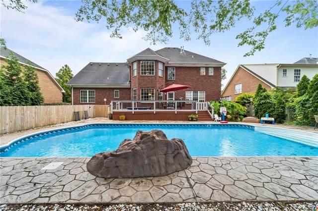 1229 Kingsbury Dr, Chesapeake, VA 23322 (#10333992) :: Berkshire Hathaway HomeServices Towne Realty