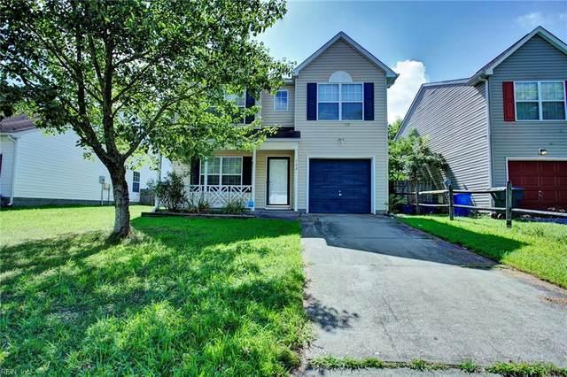 742 Kings Ridge Dr, Newport News, VA 23608 (MLS #10334026) :: AtCoastal Realty
