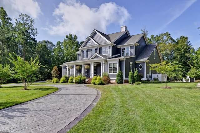 4705 Eskerhills, James City County, VA 23188 (#10334035) :: Rocket Real Estate
