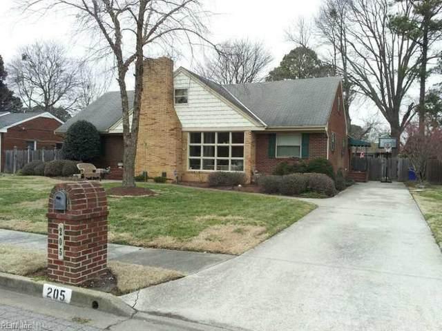 205 E Mcginnis Cir, Norfolk, VA 23502 (#10334100) :: Austin James Realty LLC