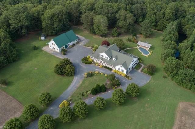 6506 Occohannock Neck Rd, Northampton County, VA 23350 (#10334129) :: Berkshire Hathaway HomeServices Towne Realty