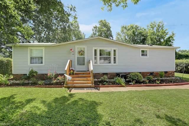 307 Cattail Ln, York County, VA 23693 (#10334181) :: Austin James Realty LLC