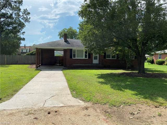 211 Jordan Dr, Isle of Wight County, VA 23430 (#10334195) :: Encompass Real Estate Solutions