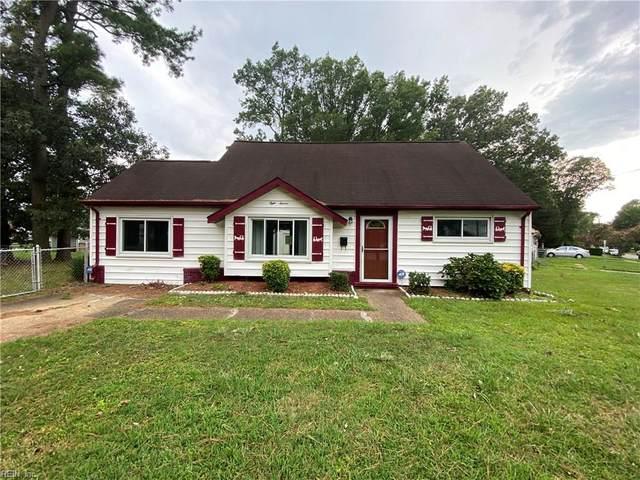 811 Briar Hill Rd, Norfolk, VA 23502 (#10334310) :: Austin James Realty LLC