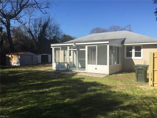 3 Iris Pl, Hampton, VA 23663 (#10334322) :: Momentum Real Estate