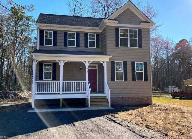 0 Oakwood Drive Dr, Surry County, VA 23883 (#10334324) :: The Kris Weaver Real Estate Team