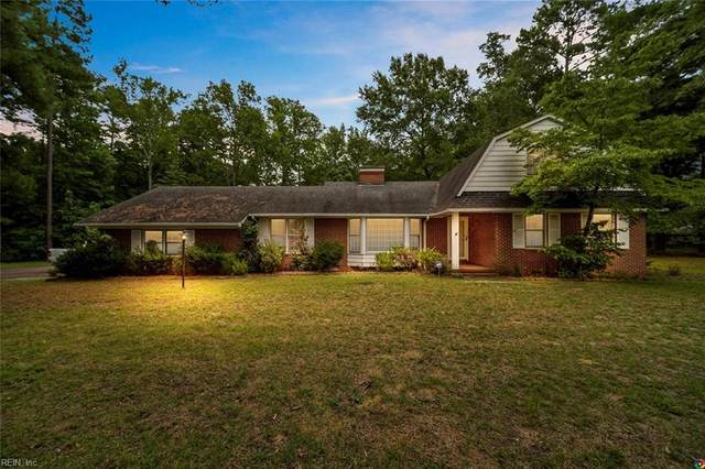 23009 Captain John Rd, Southampton County, VA 23837 (#10334342) :: Rocket Real Estate