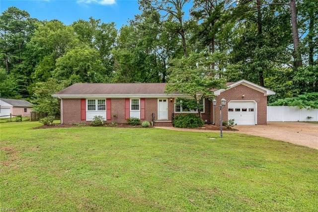 105 Thomas Rd, York County, VA 23696 (#10334347) :: Encompass Real Estate Solutions