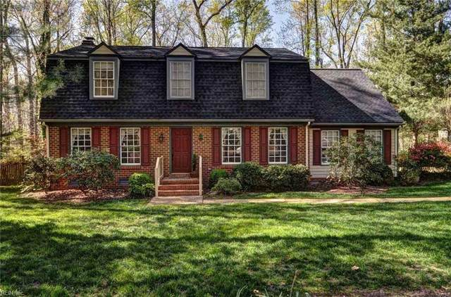 116 Clarendon Ct, James City County, VA 23188 (MLS #10334355) :: AtCoastal Realty