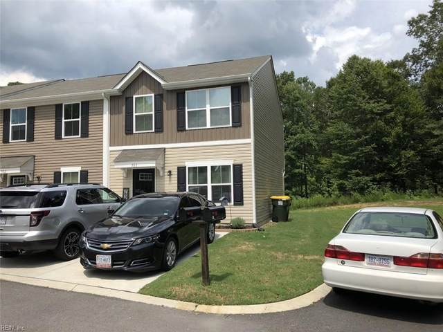 501 Lakeview Cv, Isle of Wight County, VA 23430 (#10334429) :: Berkshire Hathaway HomeServices Towne Realty