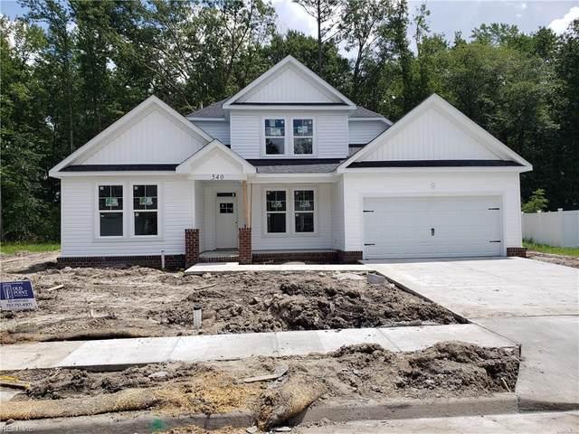 540 Schaefer Ave, Chesapeake, VA 23321 (MLS #10334441) :: AtCoastal Realty