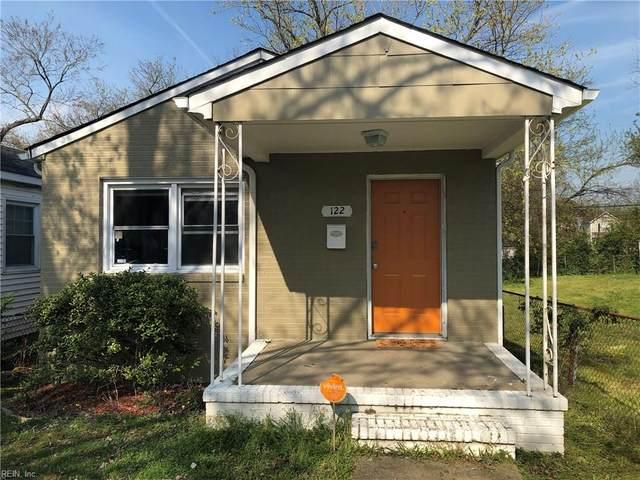 122 Ash Ave, Newport News, VA 23607 (#10334448) :: Atlantic Sotheby's International Realty