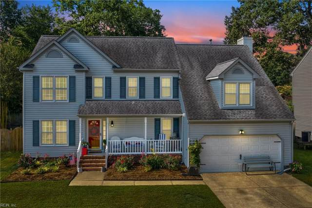 111 Pine Creek Dr, Hampton, VA 23669 (MLS #10334485) :: AtCoastal Realty