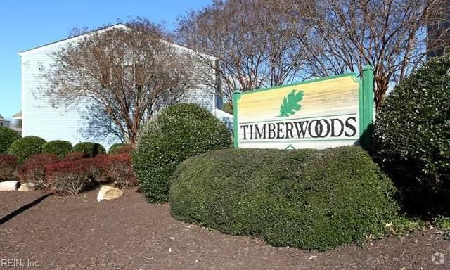 157 Jenness Ln A, Newport News, VA 23602 (#10334492) :: Kristie Weaver, REALTOR