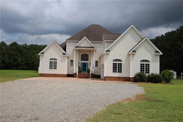 271 Oak Point Rd, Mathews County, VA 23076 (MLS #10334495) :: AtCoastal Realty