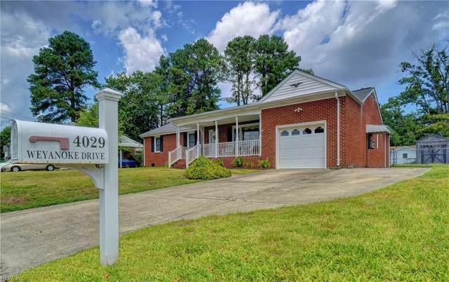4029 Weyanoke Dr, Portsmouth, VA 23703 (#10334536) :: RE/MAX Central Realty