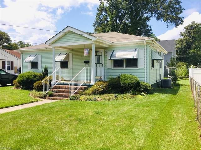 8013 Merritt St, Norfolk, VA 23518 (#10334538) :: Berkshire Hathaway HomeServices Towne Realty